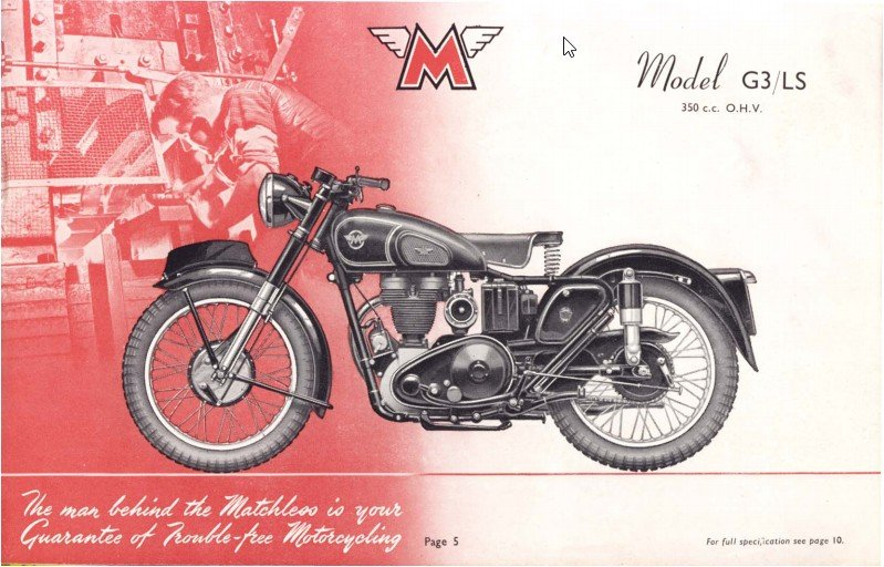 Man Behind Matchless - Press shop