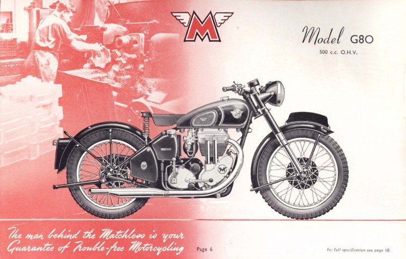 Man Behind Matchless - Crankcase turning