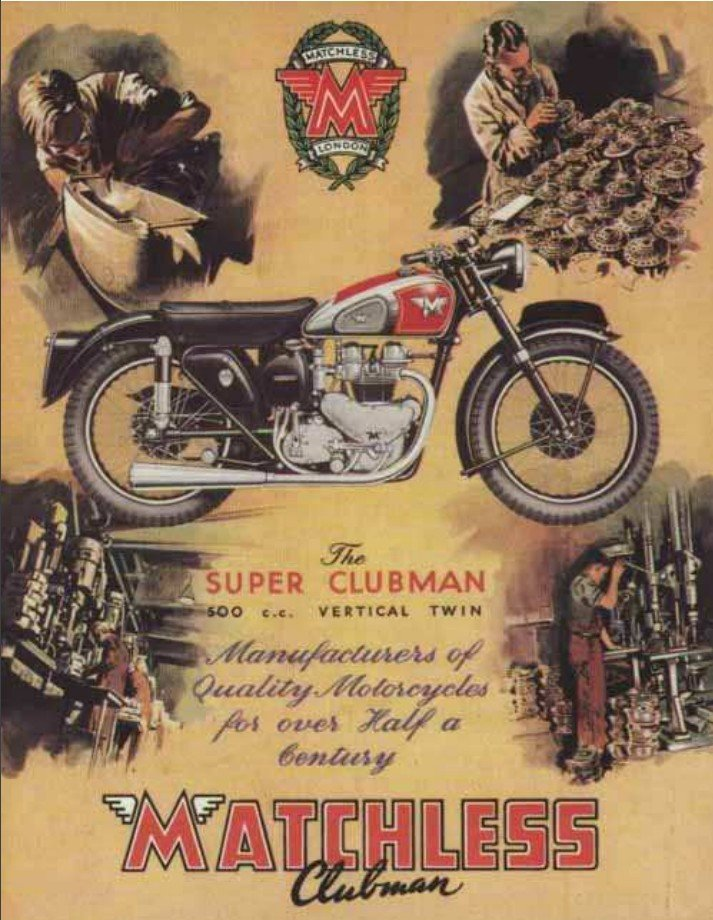 Super Clubman poster