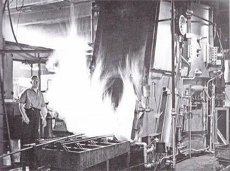 Nitriding furnace pic